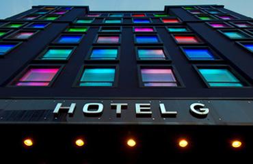 北京极栈精品酒店 (Hotel G)