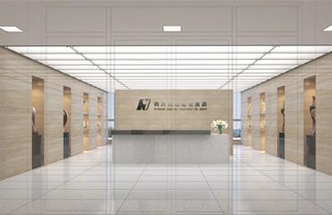 四川润扬建设集团办公楼